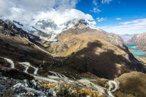 Schnapp-Atmung in Peru